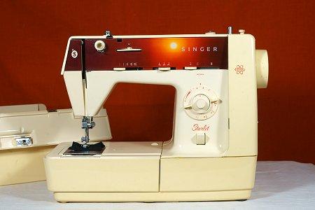 les machines coudre de thierry singer starlet 496b. Black Bedroom Furniture Sets. Home Design Ideas