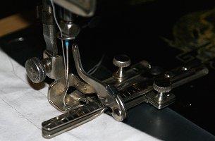 Trouver des pieds à prix tout doux, pour les anciennes machines à coudre Marqueur_plis
