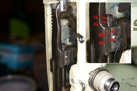 reglage prise du fil de canette Timing319k_4